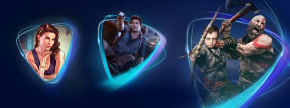 PlayStation Now gets a deluge of new games.