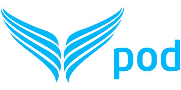 Pod social network logo