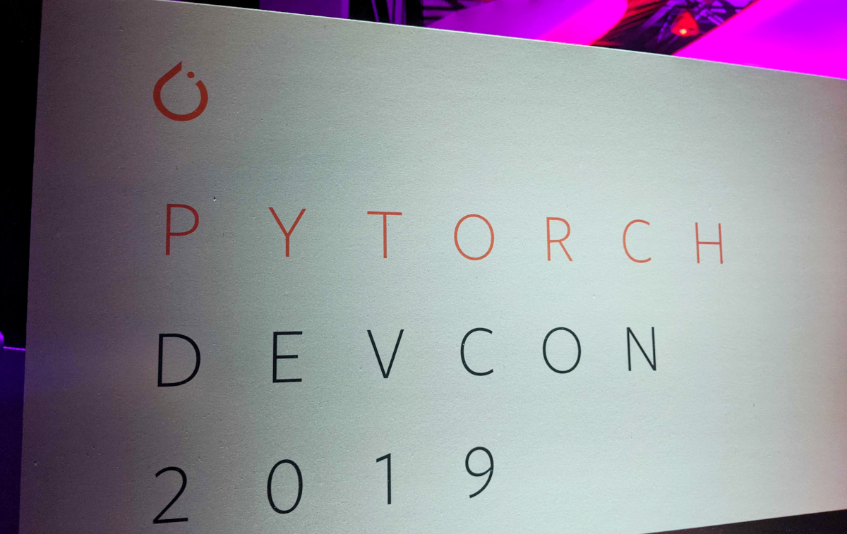 PyTorch 1.3 comes with speed gains from quantization and TPU support