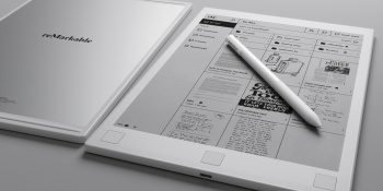 Remarkable raises $15 million to bring its e-paper tablets to more scribblers