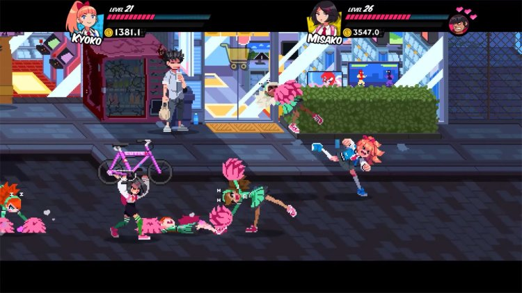 Games live River City Girls works fine in many scenarios.