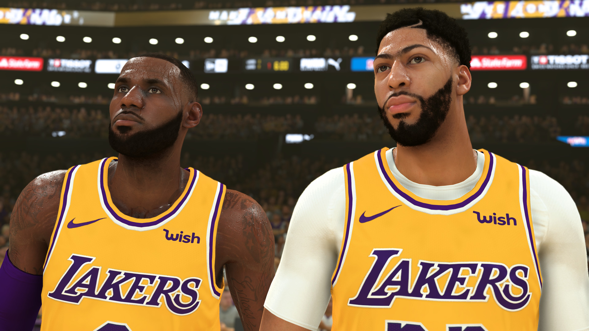 20 Simmed Seasons Of Nba 2k20 Beat L A No Way 2k Loves The Lakers Venturebeat