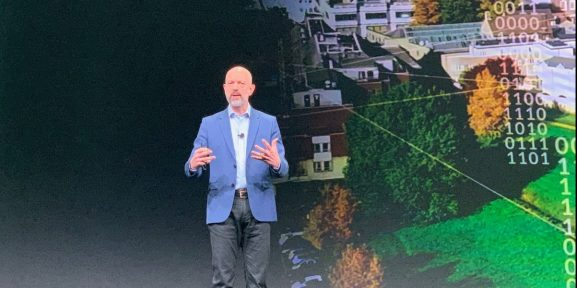 Simon Segars expects Arm's partners to ship 50 billion chips in the next two years.