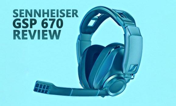 Sennheiser GSP 670.