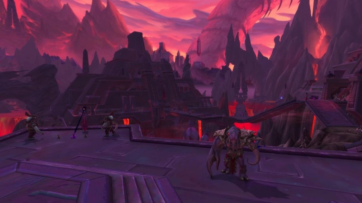 World of Warcraft's next big update adds new races and long-requested changes
