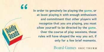 Avidly Reads Board Games, by Eric Thurm