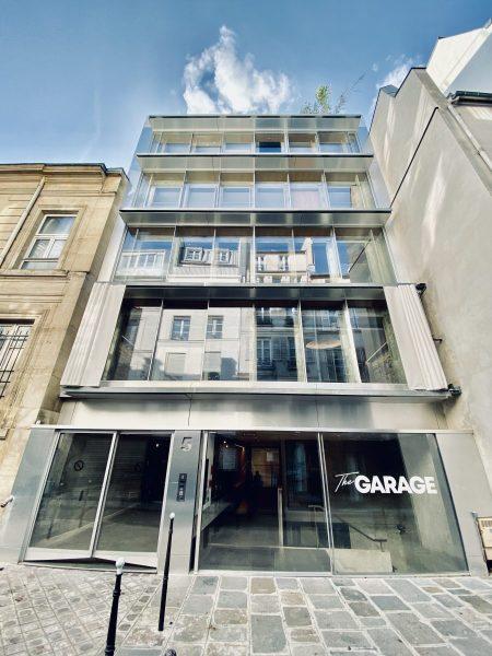 The Garage in Paris