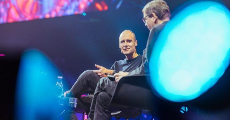 Adyen CEO Pieter van der Does