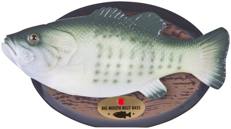Big Mouth Billy Bass Alexa