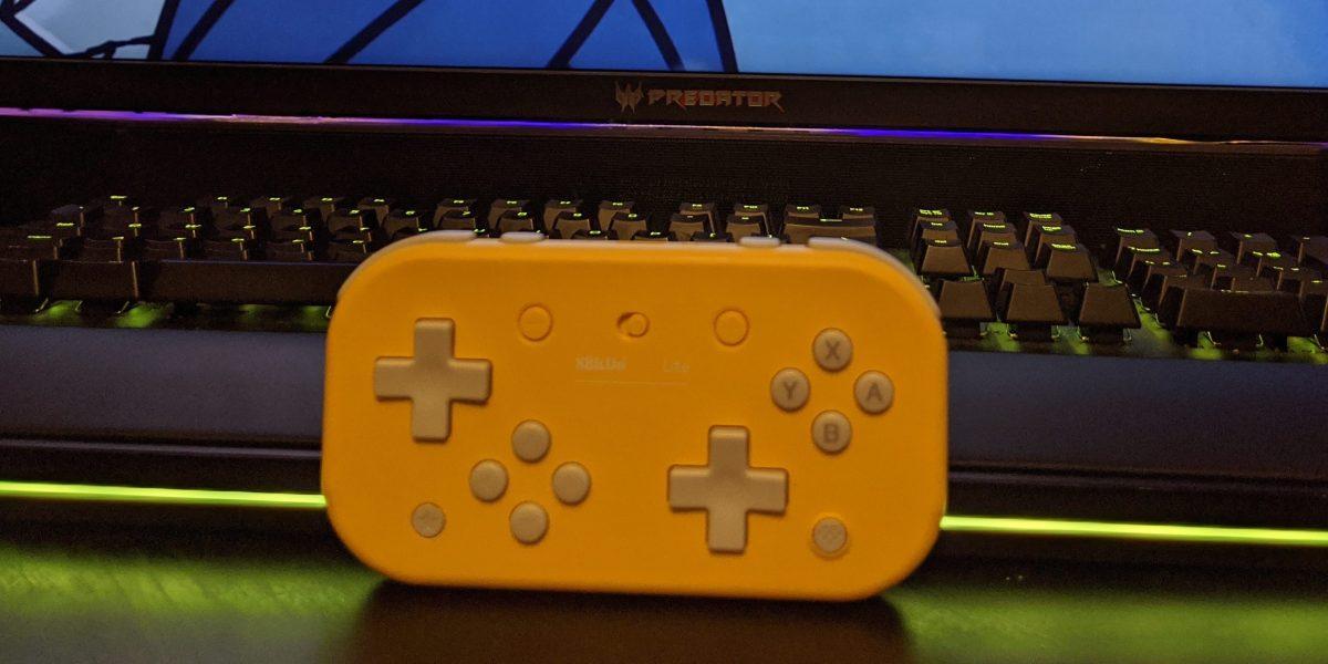 The 8BitDo Lite is very different and very good.