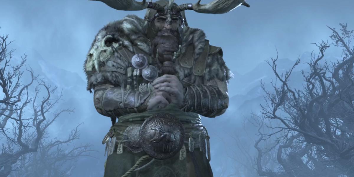 The Druid.