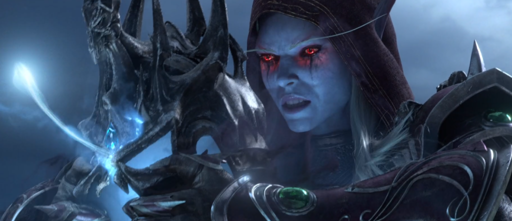 Sylvannas has been a major focus of World of Warcraft's story for years.