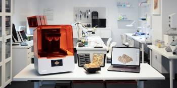 Formlabs aims to let dentists 3D-print dentures, crowns, and bridges