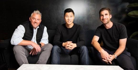 Ken Chong, Matt Sawchuck, and Andro Radonich.