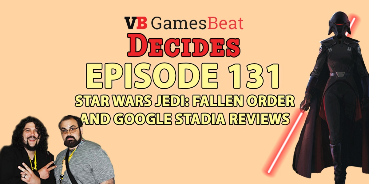 Star Wars is good. Google Stadia is less so