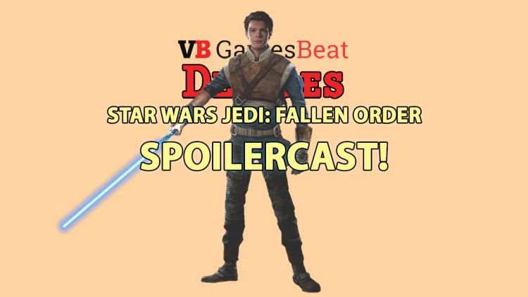 Star Wars Jedi: Fallen Order spoilercast is here.