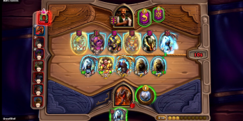 Hearthstone Battlegrounds is an eight-player, Auto Chess-inspired mode