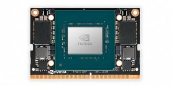 Nvidia unveils Jetson Xavier NX for edge AI