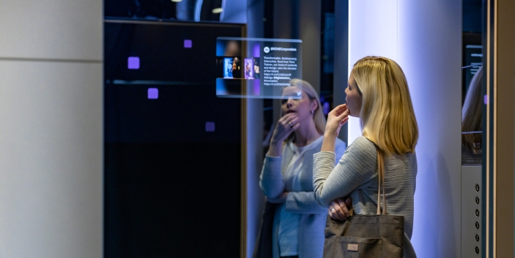 Kone's DX Class elevators will be super connected