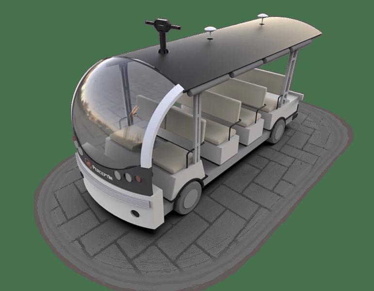 PerceptIn DragonFly Bus