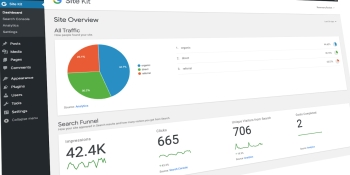 Google launches Site Kit plugin for insights into WordPress websites