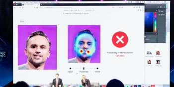 Adobe Max Sneaks feature AI photography, animation, and audio tools