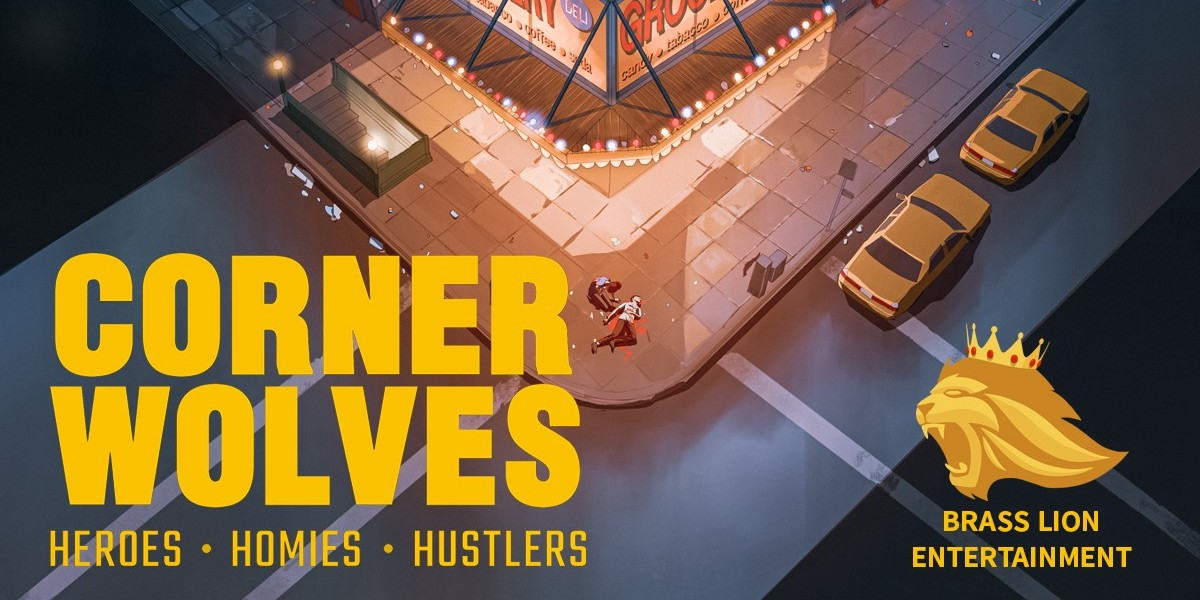 Corner Wolves Brass Lion Entertainment