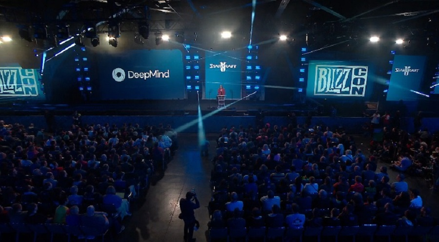 DeepMind is coming to BlizzCon 2019.