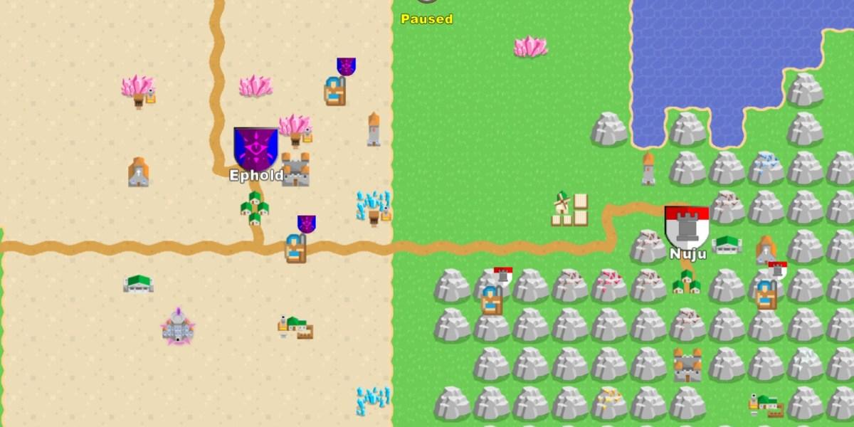 Endless RPG, by hobbyist dev Kezarus