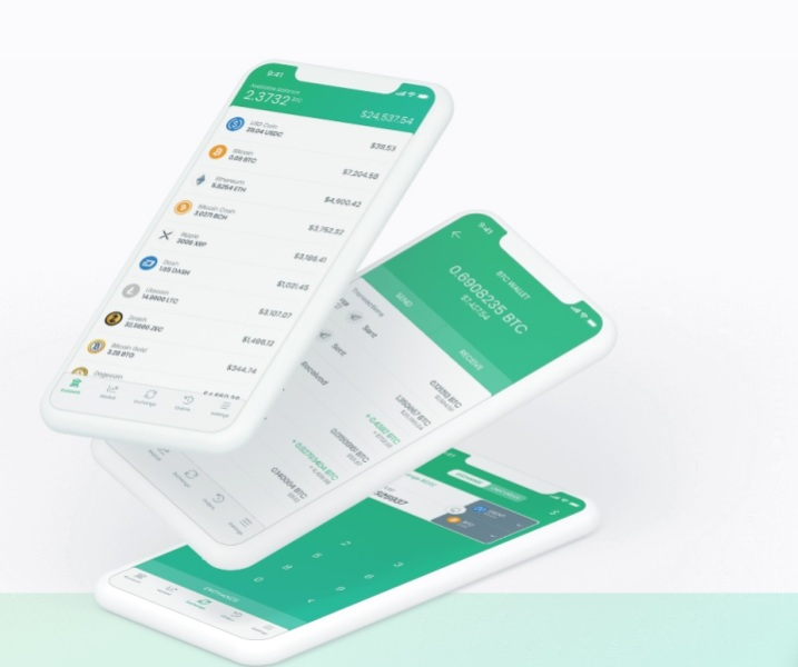 Evercoin is focused on mobile