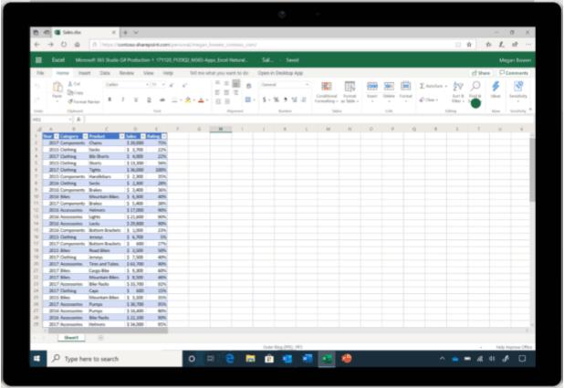 Microsoft Excel AI