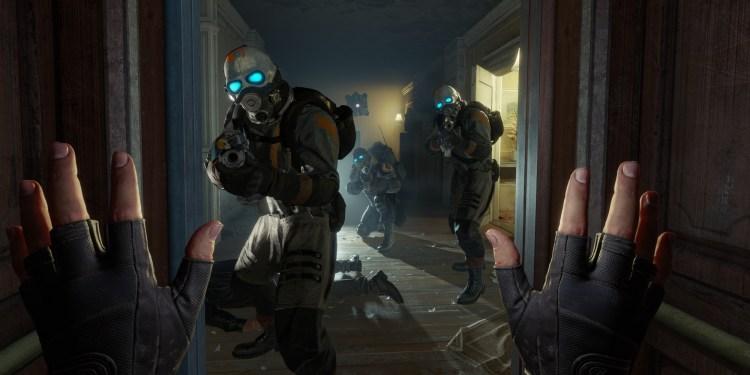 Half-Life: Alyx.