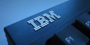 IBM keyboard logo