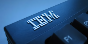 IBM keyboard logo