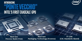 Intel reveals its Ponte Vecchio GPU for the datacenter