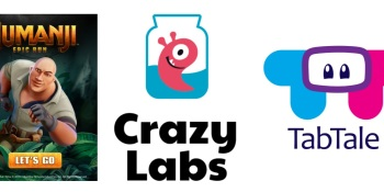 TabTale changes its name to Crazy Labs with focus on hyper-casual mobile games