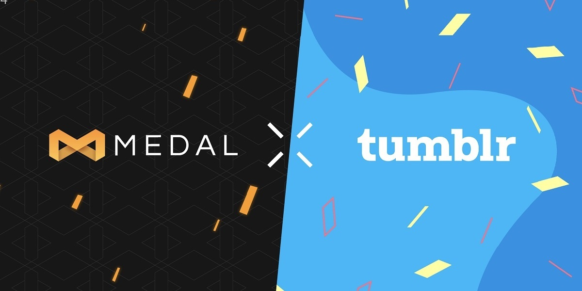 Medal.tv and Tumblr have teamed up to highlight 15-second gameplay videos.