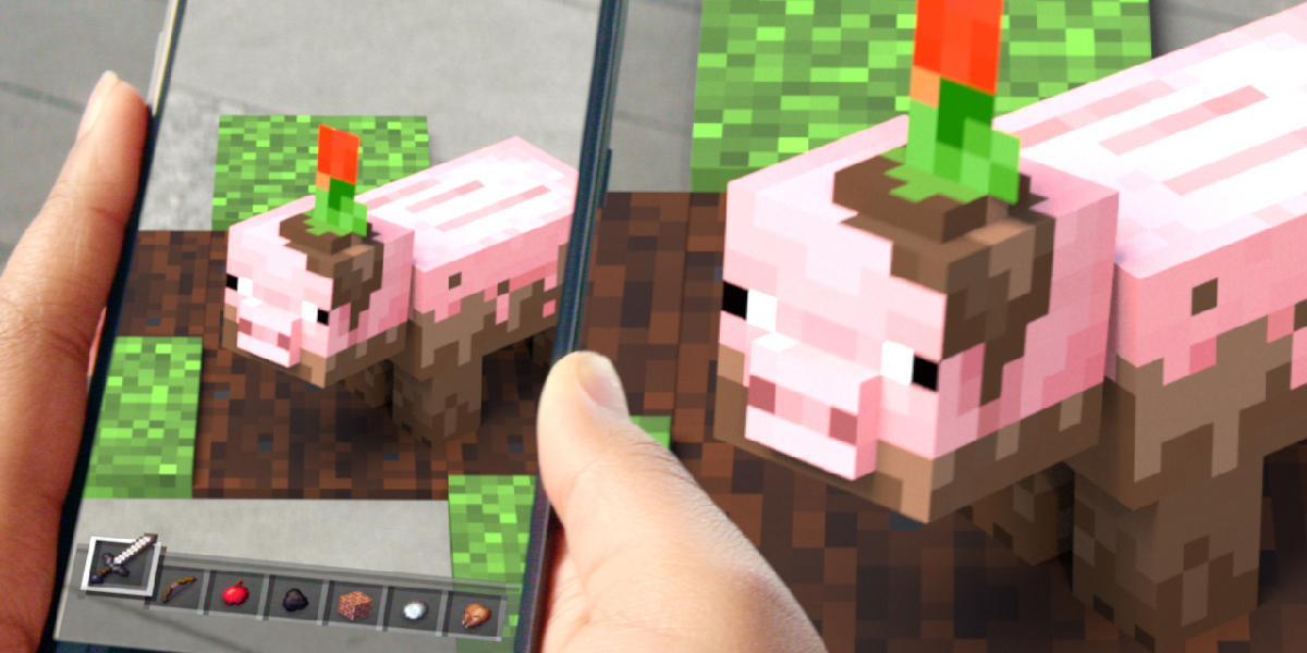 Sensor Tower: Minecraft Earth dug up 1.2 million U.S. downloads in its first week, Next TGP