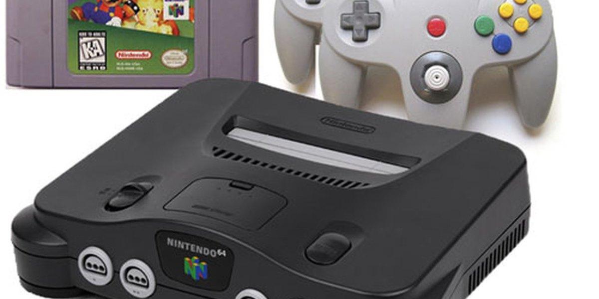 The Nintendo 64 is going through a resurgence.