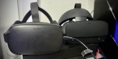 Pleasant Oculus Link Beta Hands On How Quest Might Kill Rift S For Creativecarmelina Interior Chair Design Creativecarmelinacom