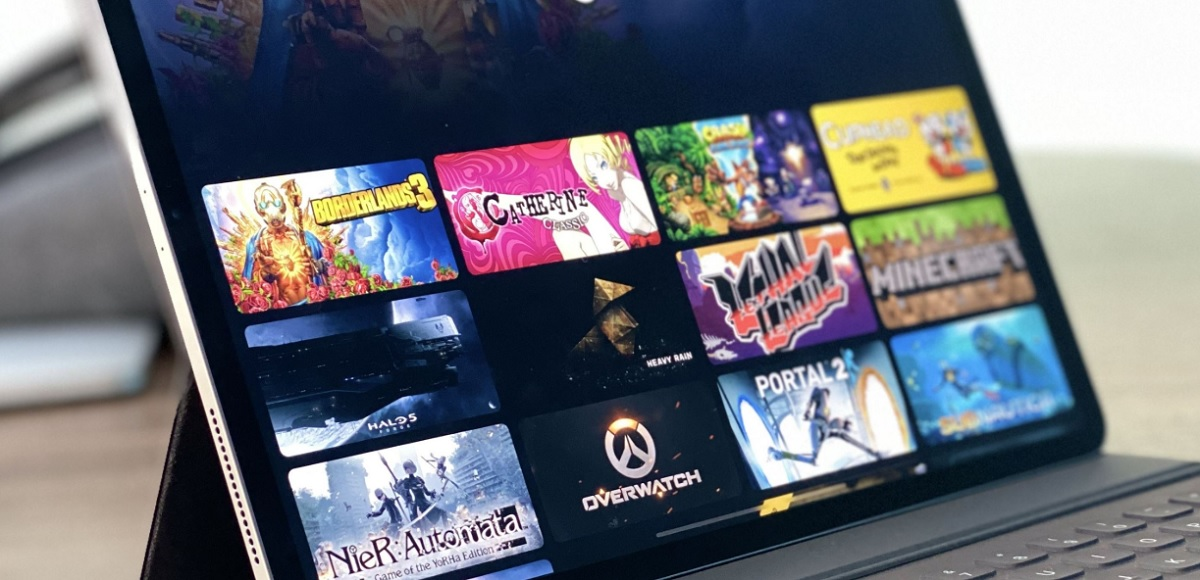 Rainway lets you play your PC games on iOS devices.