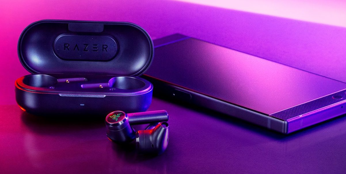 Razer Hammerhead True Wireless Earbuds Deliver A Decent Gaming Experience Venturebeat