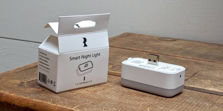 smart night light
