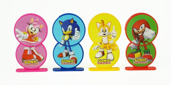 Arby's Sonic toys.