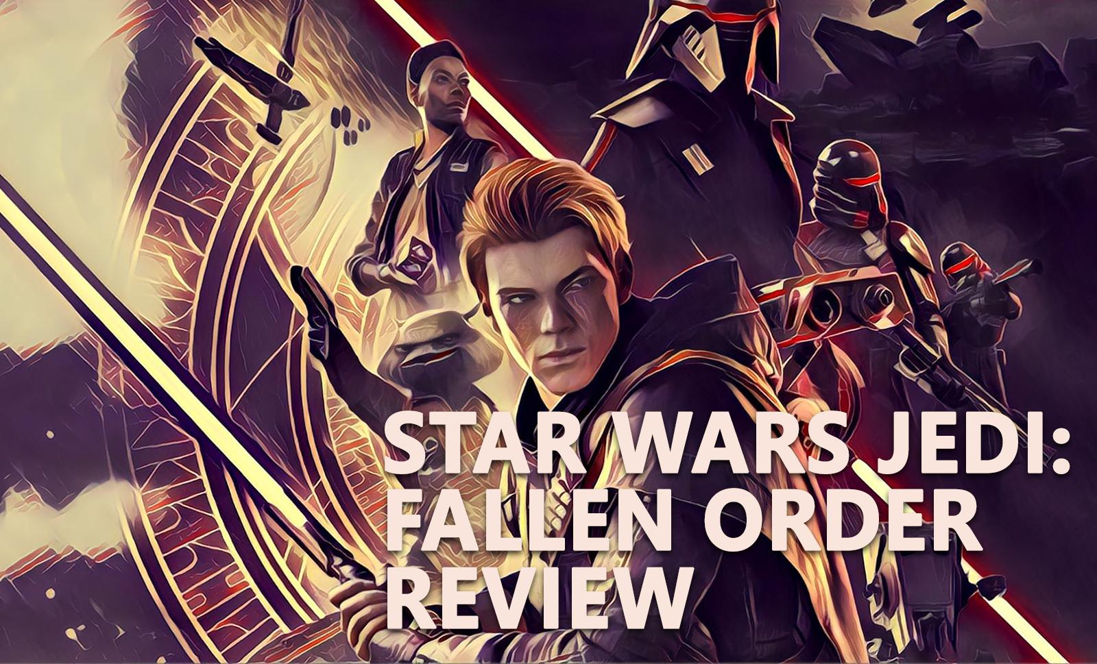 Star Wars Jedi Fallen Order Review A Series Defining Adventure Venturebeat