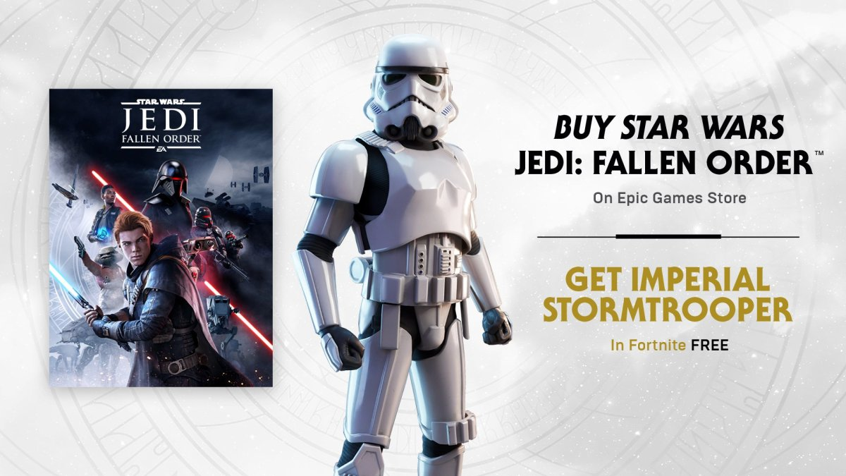 Kinect Star Wars: Fallen Order to Epics shooter