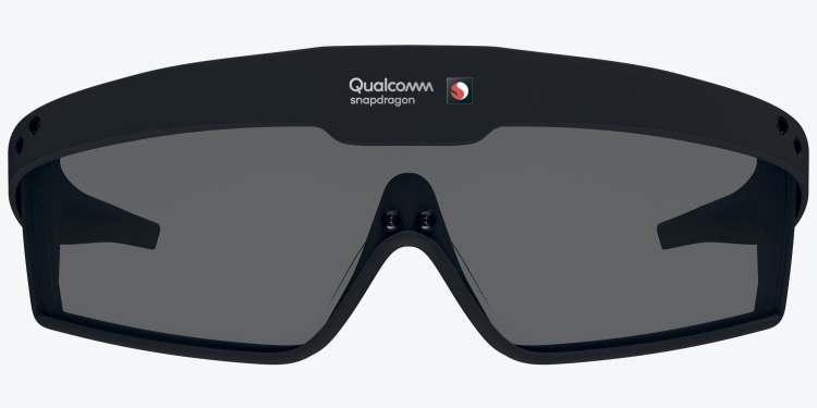Qualcomm's Snapdragon XR2 platform concept glasses.