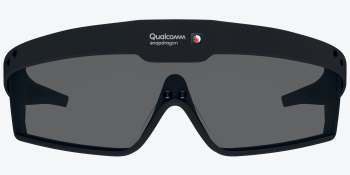 Qualcomm's Snapdragon XR2 platform concept glasses.