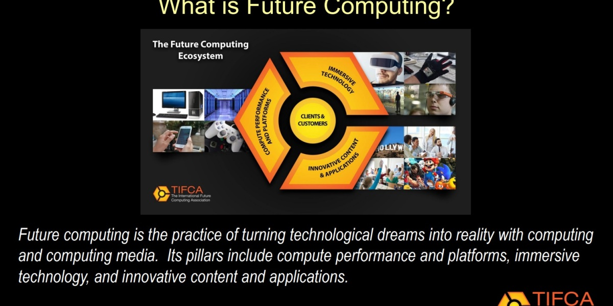 TIFCA is trying to figure out the future of computing.
