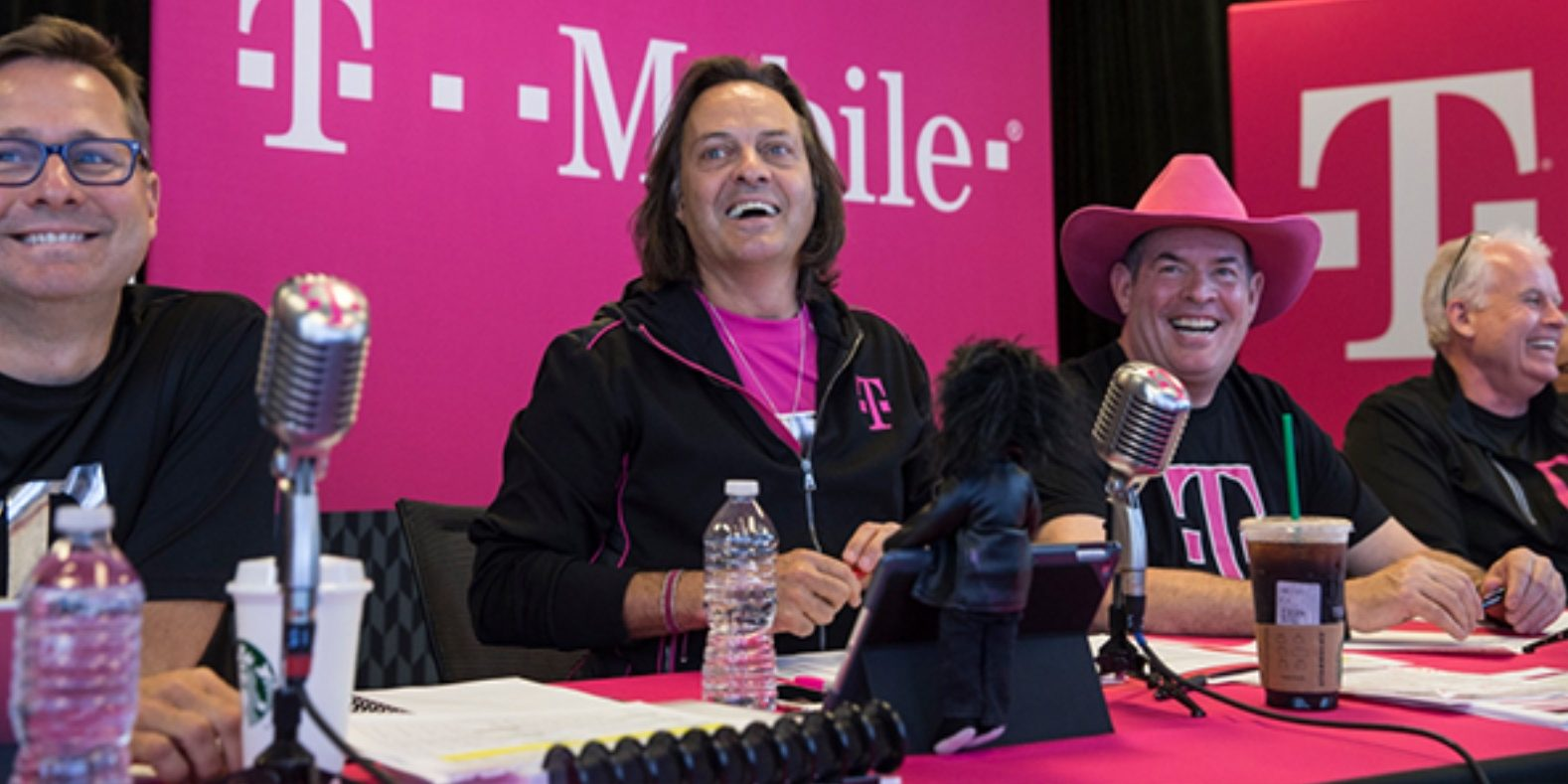 T Mobile Ceo Legere Will Be Replaced By Coo Sievert In May 2020